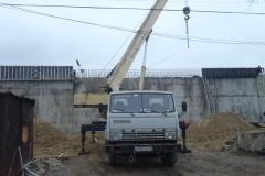 Автокран Ивановец 14 м